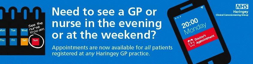 NHS Haringey Out of Hours